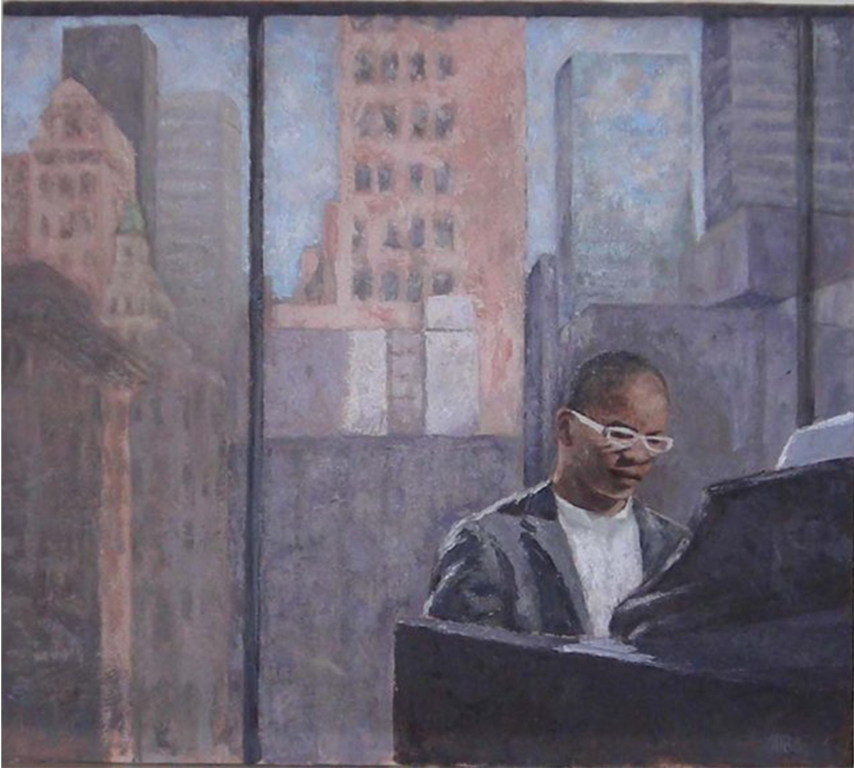 Pianista a New York